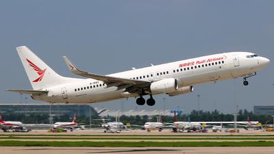 B-1593 - Boeing 737-84P - Ruili Airlines