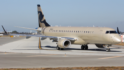N588AH - Embraer 190 Lineage 1000 - Private