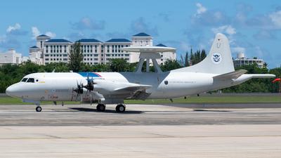 A picture of N144CS - Lockheed P3B Orion - [153446] - © Carlos Nieves