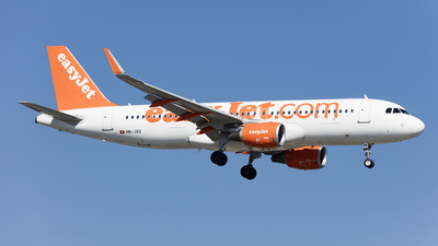 A picture of HBJXG - Airbus A320214 - [5757] - © Kurt Greul