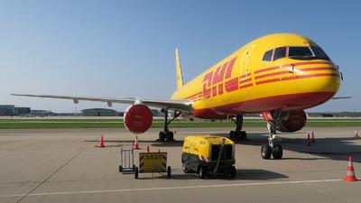 G-BMRD - Boeing 757-236(SF) - DHL Air
