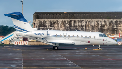 N259FG - Gulfstream G280 - Private