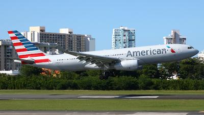 N286AY - Airbus A330-243 - American Airlines