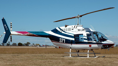 VH-LXM - Bell 206B JetRanger II - Private