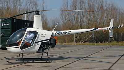 OO-RWC - Robinson R22 Beta II - Private