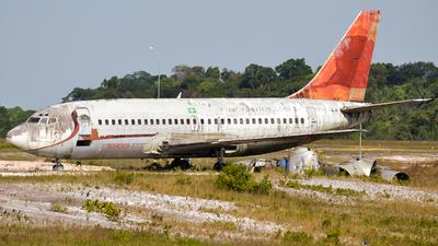 PR-RLA - Boeing 737-241(Adv) - Rico Linhas Aéreas