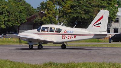 YS-04-P - Piper PA-23-250 Aztec C - TAES Transportes Aéreos de El Salvador