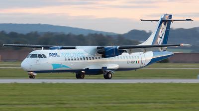 EI-SLP - ATR 72-212(F) - ASL Airlines