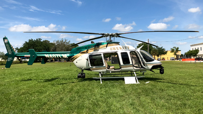 N407LM - Bell 407 - United States - Orange County Sheriff, Florida