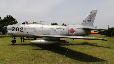 04-8202 - North American F-86 Sabre - Japan - Air Self Defence Force (JASDF)