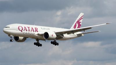 A7-BFZ - Boeing 777-FDZ - Qatar Airways Cargo