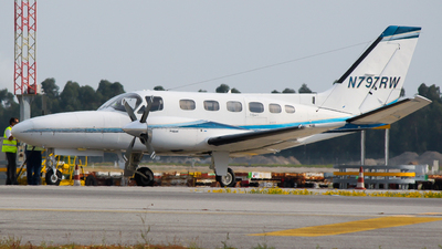 N797RW - Cessna 441 Conquest - Private
