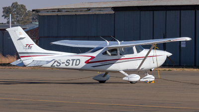 ZS-STD - Cessna T182T Turbo Skylane - Private