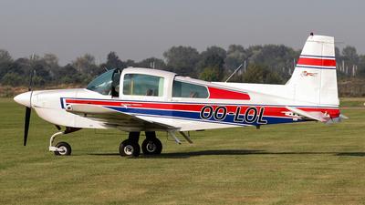 OO-LOL - Grumman American AA-5B Tiger - Private