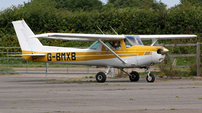 A picture of GBMXB - Cessna 152 - [15280996] - © Brian T Richards