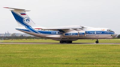 RA-76952 - Ilyushin IL-76TD-90VD - Volga Dnepr Airlines