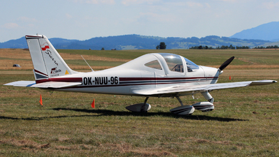 OK-NUU-96 - Tecnam P2002 Sierra - Private