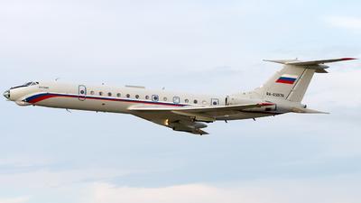 RA-65976 - Tupolev Tu-134AK - Russia - Air Force