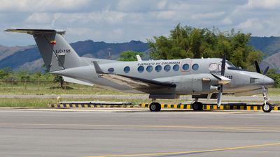 EJC1125 - Beechcraft B300 King Air 350i - Colombia - Army