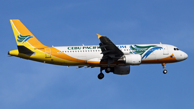 RP-C3265 - Airbus A320-214 - Cebu Pacific Air