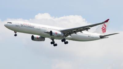 B-HLB - Airbus A330-342 - Dragonair