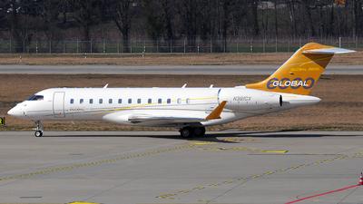 N381GX - Bombardier BD-700-1A10 Global 6000 - Bombardier Aerospace