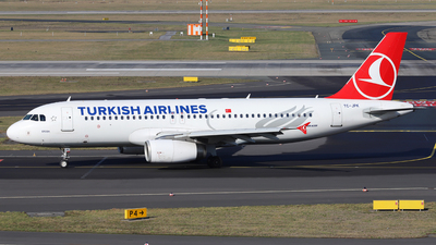 TC-JPK - Airbus A320-232 - Turkish Airlines