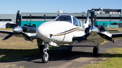 VH-TWZ - Beechcraft G58 Baron - Private