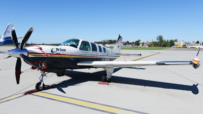 D-EVIK - Beechcraft A36 Bonanza - Private