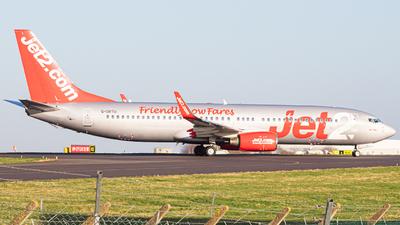 A picture of GDRTU - Boeing 73786N - Jet2 - © Toby Geoghegan