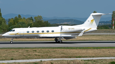HZ-SK5 - Gulfstream G450 - Alpha Star Aviation Services