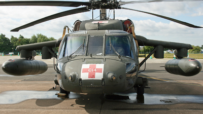 87-24614 - Sikorsky UH-60A Blackhawk - United States - US Army