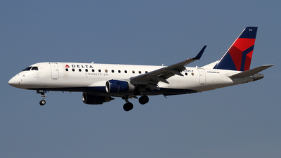 N613CZ - Embraer 170-200LR - Delta Connection (Compass Airlines)