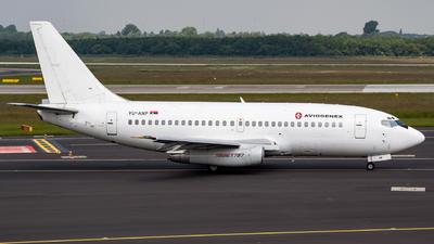 YU-ANP - Boeing 737-2K3(Adv)  - Aviogenex