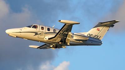 OE-FXJ - Eclipse Aviation Eclipse 500 - Private