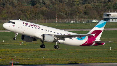 A picture of DABZK - Airbus A320216 - Eurowings - © Julian Maas