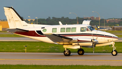 N103BA - Beechcraft 65-B80 Queen Air - Bemidji Aviation Services