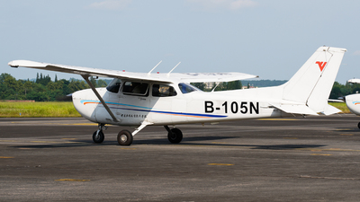 B-105N - Cessna 172S Skyhawk SP - Civil Aviation Flight University of China