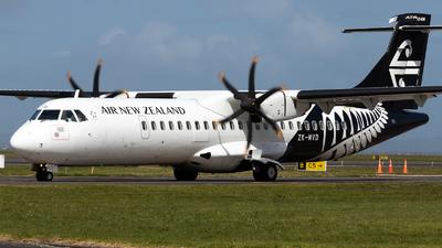 A picture of ZKMVD - ATR 72600 - Air New Zealand - © Jack Walker
