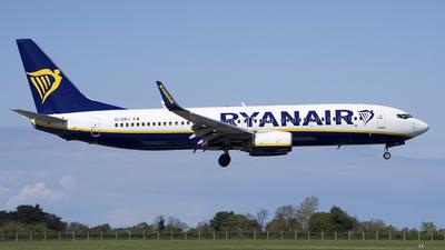 A picture of EIDWJ - Boeing 7378AS - Ryanair - © Arek Sieracki