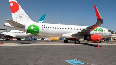 A picture of XAVAP - Airbus A320232 - VivaAerobus - © Juan Carlos Alvarez (MAS Aviation Press)