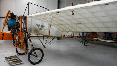 PH-BLE - Bleriot XI - Private
