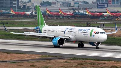 VN-A588 - Airbus A321-251N - Bamboo Airways