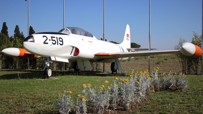 51-7519 - Lockheed T-33 Shooting Star - Turkey - Air Force
