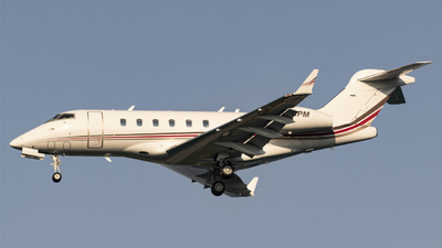 OK-RPM - Bombardier BD-100-1A10 Challenger 300 - Time Air