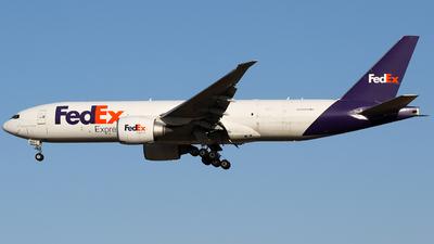 N895FD - Boeing 777-FS2 - FedEx