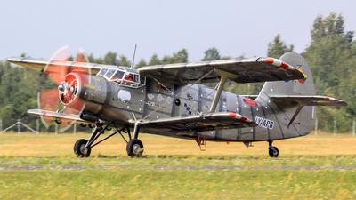 LY-APG - PZL-Mielec An-2 - Private