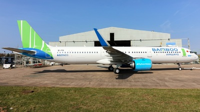 EI-ITA - Airbus A321-251N - Bamboo Airways