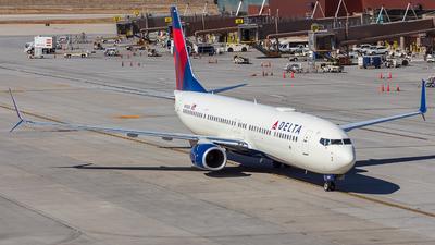 A picture of N908DN - Boeing 737932(ER) - Delta Air Lines - © Micah Vobora