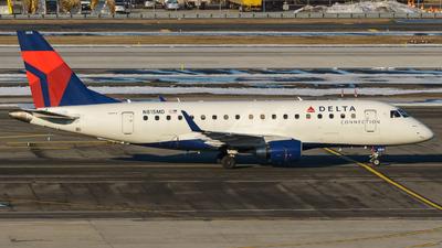 A picture of N815MD - Embraer E170SU - Delta Air Lines - © ne.planespotter